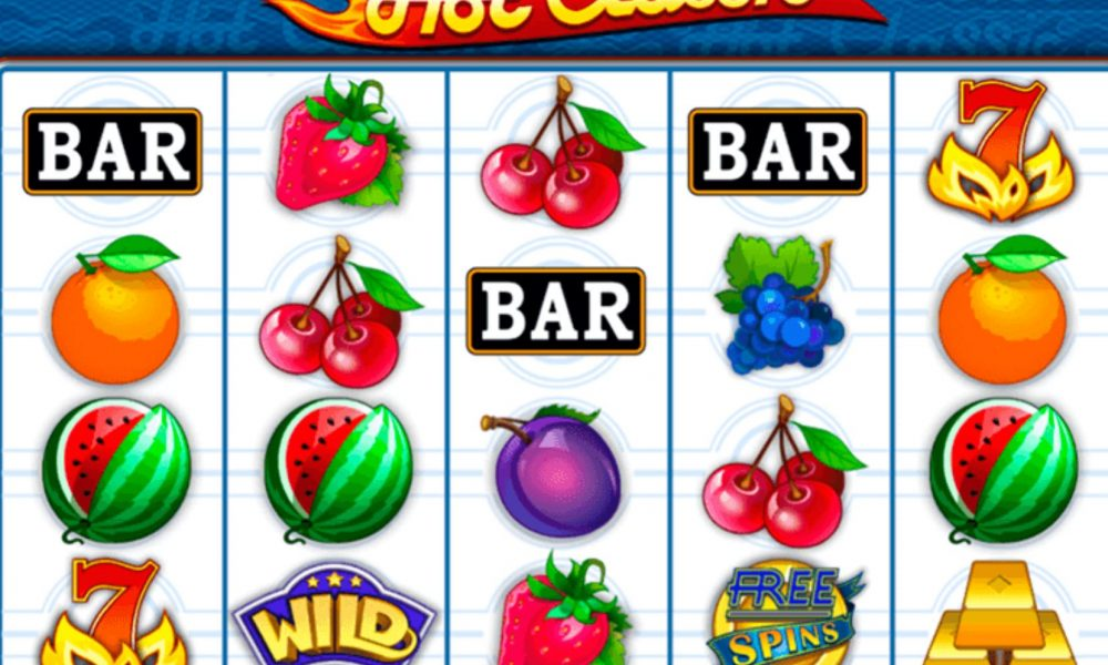 Play Classic Slots For Fun and Money